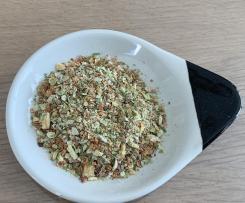 Bouillon de légumes déshydraté «0 déchet»