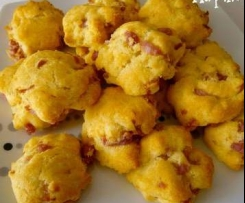 Cookies au lardon