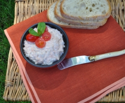 rillettes saumon mascarpone