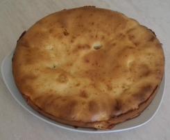Gâteau aux prunes (ou autres fruits) rapide