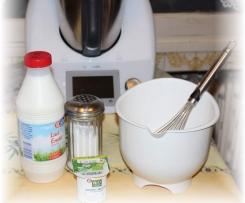 Yaourts TRES fermes,avec ou sans yaourtière