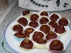 Bouchées fondantes chocolat Rhum raisin