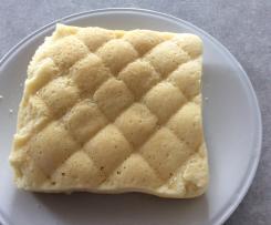 Variante gâteau moelleux vapeur