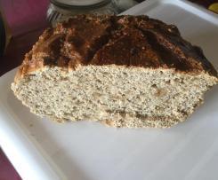 Pain aux céréales et figues sans gluten