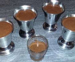Variante de Mousse au chocolat Magique