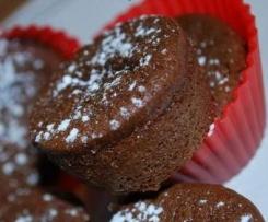 Petits Fondants Chocolat - Ricotta