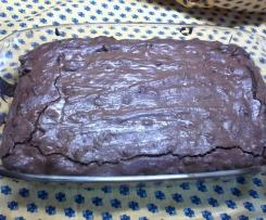 Brookie duo de chocolat