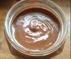 pâte à tartiner chocolat-noisettes bio et vegan