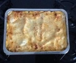 Lasagnes légumes du soleil chorizo