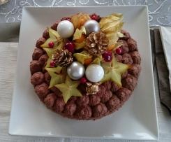 Délice chocolat-mangue