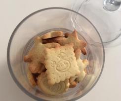 Petits biscuits sablés