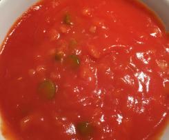 Sauce maraichère