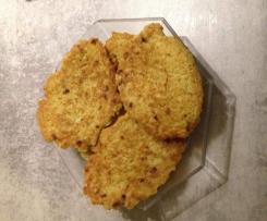 galette de pomme de terre ou plenzé (polonais)