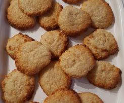 Massepains (biscuits aux amandes)