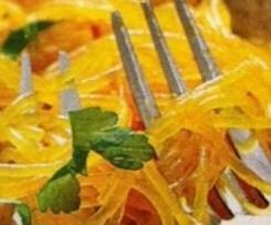Vermicelles de soja au curry