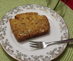 cake carottes noisettes