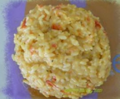 risotto curry coco