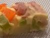 tortilla en cube