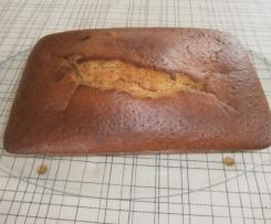 """cake """"chèvre/miel"""""""