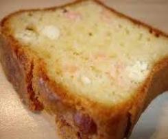 Cake saumon et citron