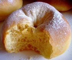 Donut au four