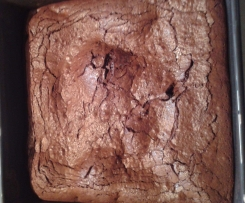 Brownie aux amandes