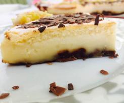 Gâteau magique 4 couches