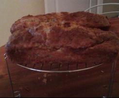 Cake au janbon