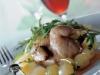Spécial fêtes - Cailles au raisin et vin doux