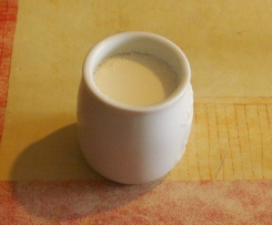 Yaourts natures onctueux sans yaourtière