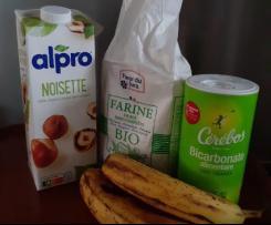 Pancakes à la banane (super simples et rapides)