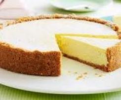Mon cheesecake