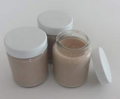 Crème dessert à la confiture de marron sans sucre ajouté ni oeuf