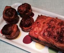 Cake (ou muffin) Chorizo Piment d'espelette