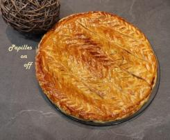 Galette des rois poires spéculoos