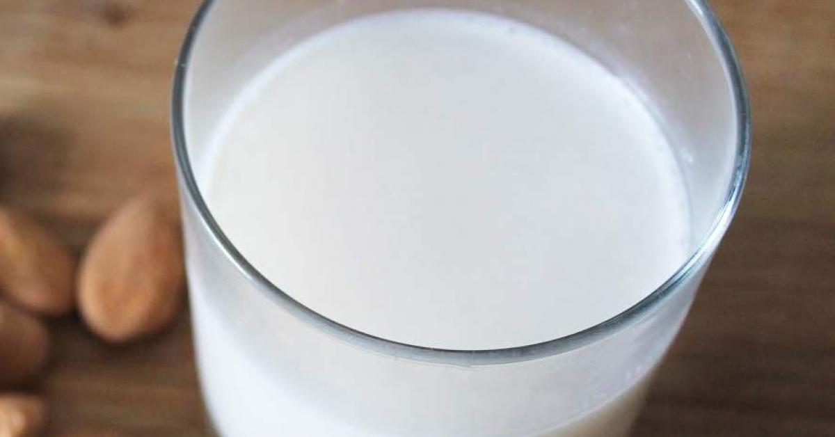 faire soit meme son lait d 39 amande par jk40400 une recette de fan retrouver dans la cat gorie. Black Bedroom Furniture Sets. Home Design Ideas