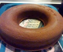 Gâteau moelleux chocolat-carambar