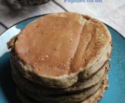 Pancakes à la ricotta - IG bas
