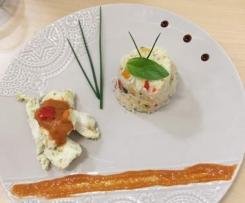 MULTI CUISSON poulet-riz-légumes