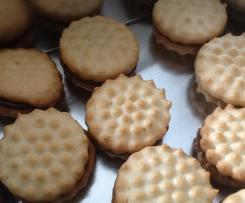 Biscuit BN au chocolat
