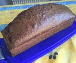 Cake Merano de Betty Bossi