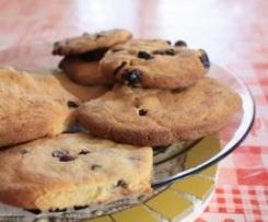 Cookies façon gâteau breton