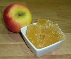 Pate de fruit à la pomme