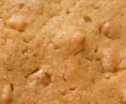 Peanuts butter cookies ( cookies au beurre de cacahuètes )