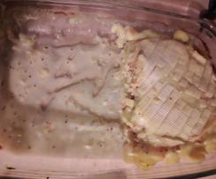 tartiflette saumon
