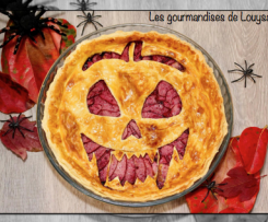 Apple Pie d'Halloween