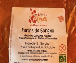 Crème de sorgho (Dro tunisien)