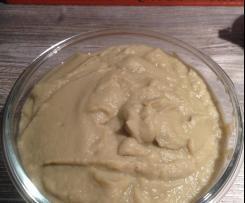 Variante Purée Jambon Aubergines Poireaux PDTpour bébé