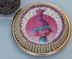 Gâteau anniversaire Troll