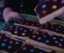 Biscuits Extra aux bonbons multicolores